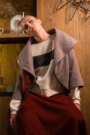 默默付出,追求屬於自己的夢想——專訪澳門獨立時裝設計師L·Cheung