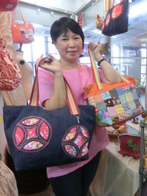 Handmade market——結合中西風格的手藝作品
