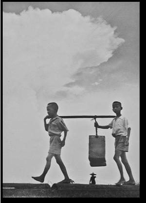 華人在澳門的攝影