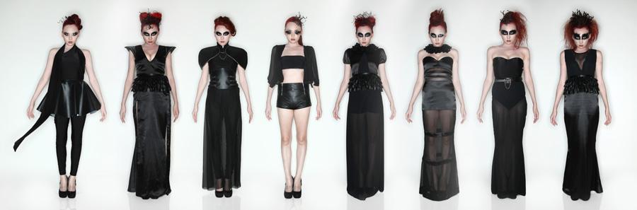 打造女性曲線美的獨特時裝——專訪時裝設計師KARUS LEI