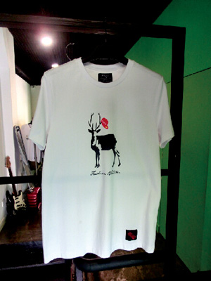 「LARM'S LEGEND 」澳門男裝原創品牌——穿著不一樣的潮感