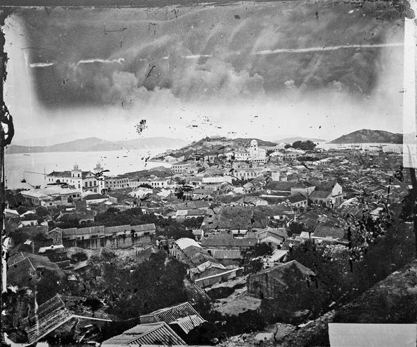 殖民主義背景下各種攝影法在澳門的出現