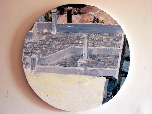 堅持自我道路  收獲藝術碩果——專訪澳門藝術家黎小傑