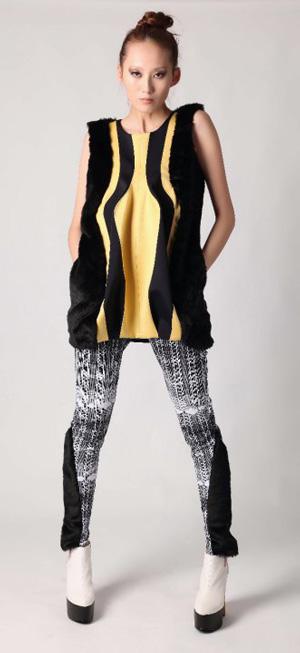 夢想,是堅持與執著——澳門年青時裝設計師徐雅婷