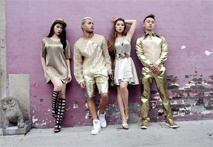 金色,是我的靈魂色彩 ——專訪澳門獨立設計師 羅偉傑NUNO
