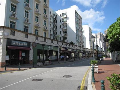 地堡街 (Rua do Regedor)