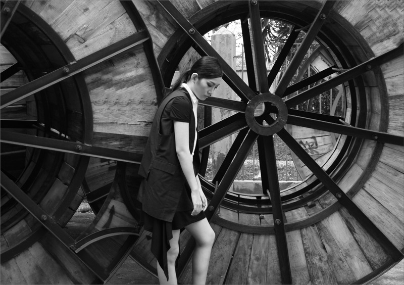 黑與白的自我世界——澳門原創服裝品牌Soul首席設計師LEO WONG的內心獨白