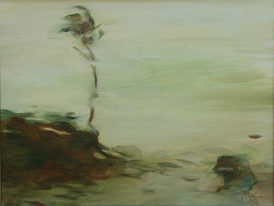 汪藍——遵從自己的內心的藝術