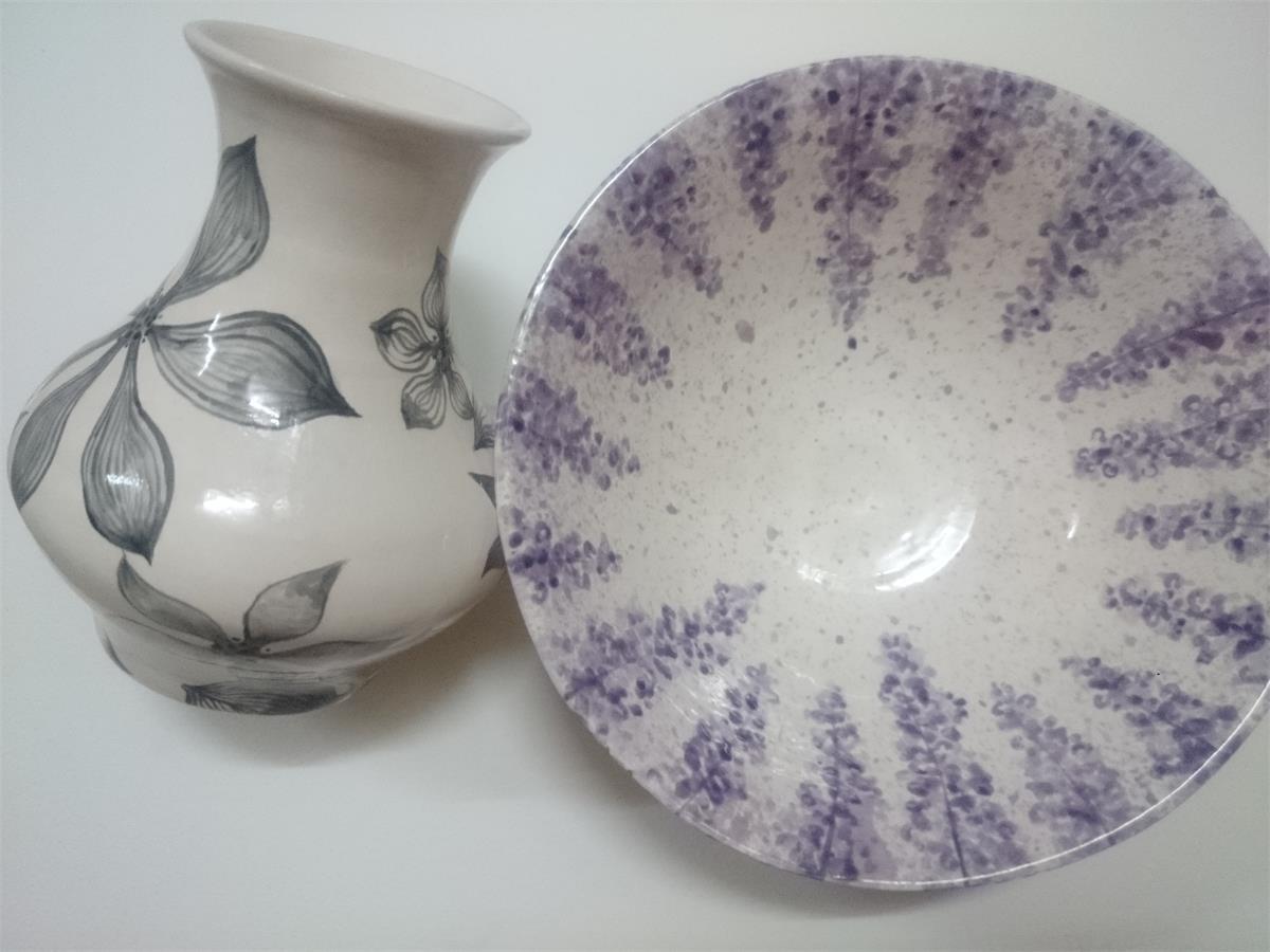 盧瑞盈作品:初級陶藝的推廣