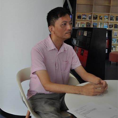 來自台灣的藝術教育老師