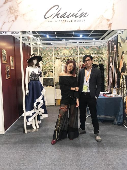 典雅時尚 ——專訪澳門服裝設計師Chantelle Cheang,