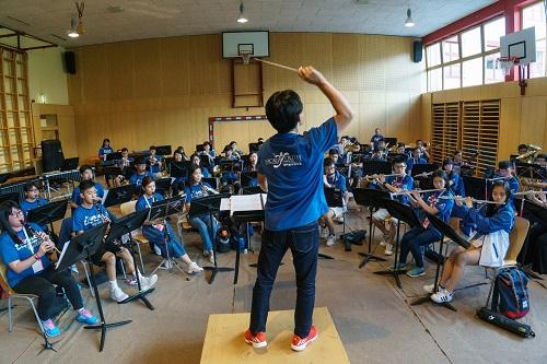 管樂也很流行 訪澳門管樂協會理事長梁沛龍