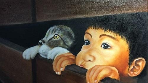 沒有風格,就是我自己的風格——專訪澳門油畫家黎雪芬(Fanny)