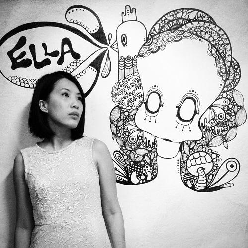 """插畫X時裝  創意""""拼""""出品牌夢——專訪澳門獨立時裝品牌 ella épeler"""