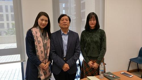 澳門文學:彌足珍貴的堅持 ——專訪澳門大學中文系教授朱壽桐先生
