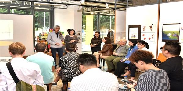 澳門文化產業發展思路——專訪澳門文化產業基金行政委員會主席梁慶庭先生
