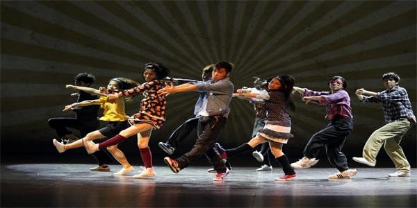澳門的街舞文化