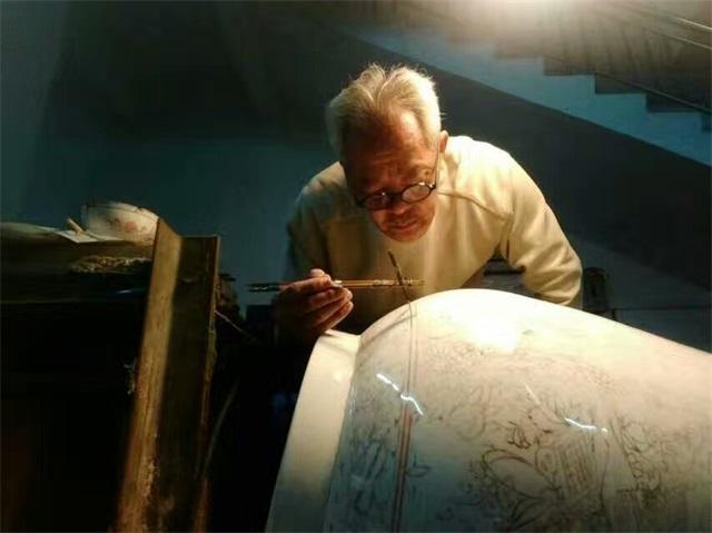 光藝彩瓷:澳門廣彩工藝發展史的投影