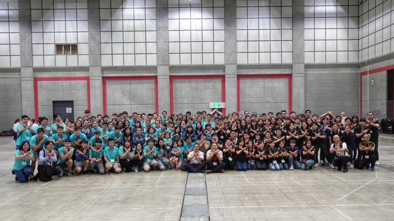管樂震撼之旅:評第二十届亞太管樂節(日本濱松)開幕音樂會
