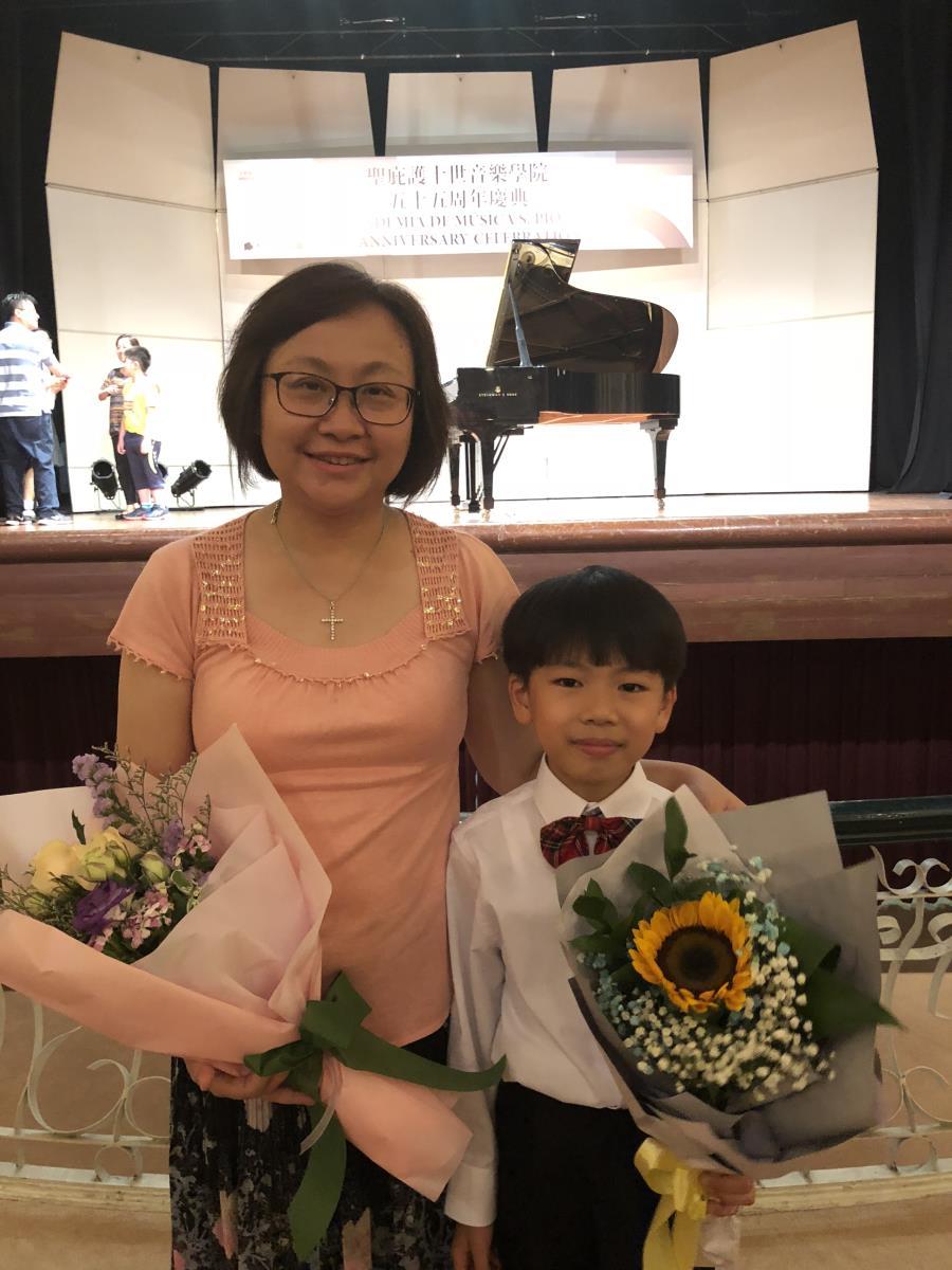 澳門鋼琴音樂教育與鋼琴作品推廣