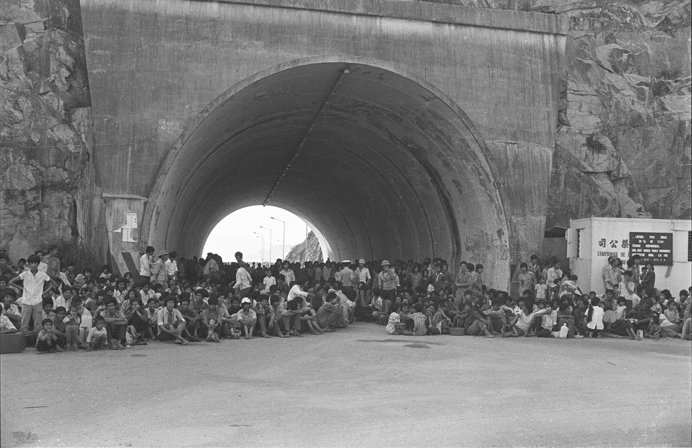 《越南難民在澳——陳永漢攝影展》