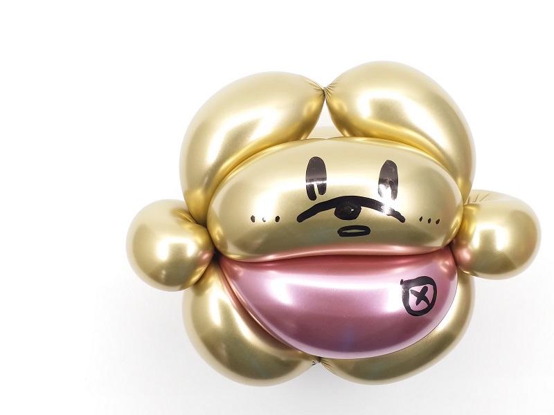 扭扭小熊氣球