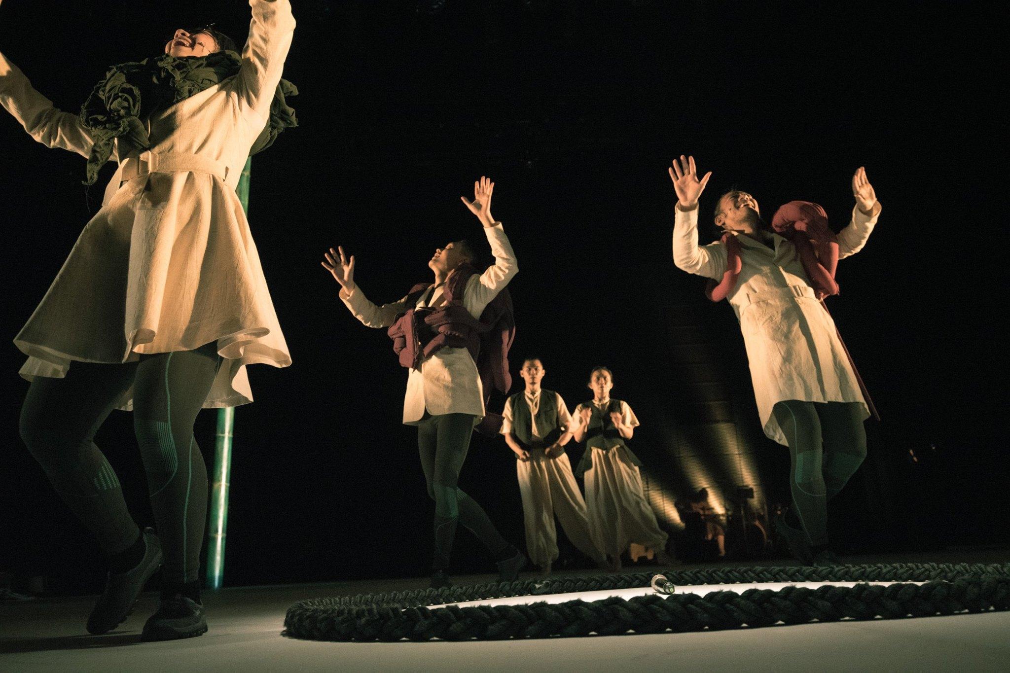 林俊熠:燈光是舞台的靈魂