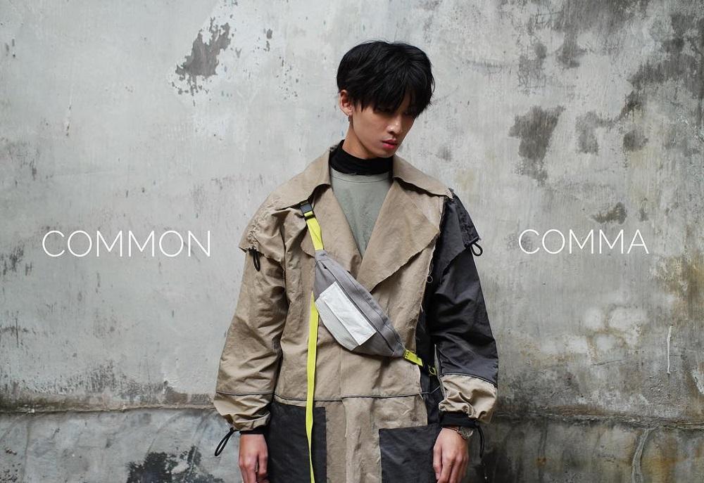 讓時尚蔓延於生活 ——訪本地品牌COMMON COMMA 創辦人David Siu