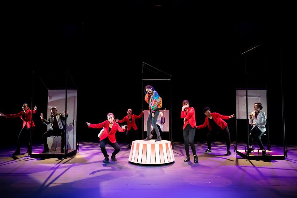 一個關於本地音樂人的舞台劇故事《我係歌手》