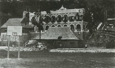 黎登別墅:  一座消失的海角別墅