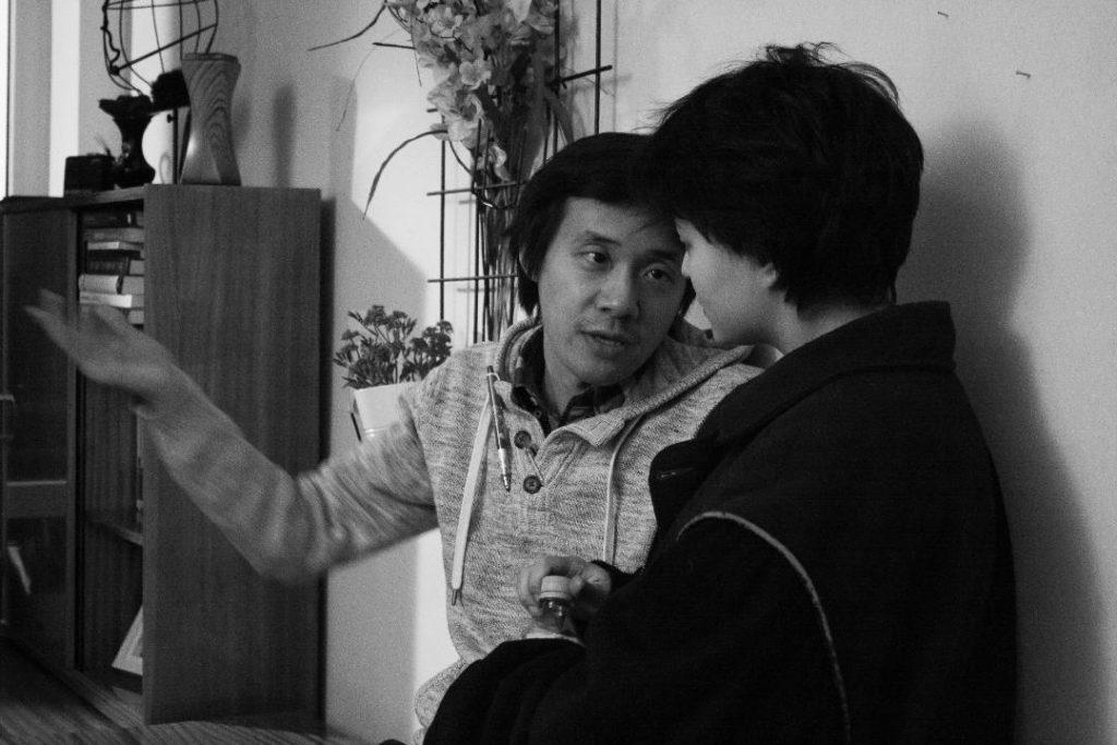 用電影說愛情